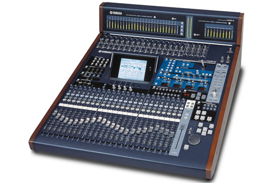 yamaha 02r96vcm version 2 digital recording mixer hr. Black Bedroom Furniture Sets. Home Design Ideas