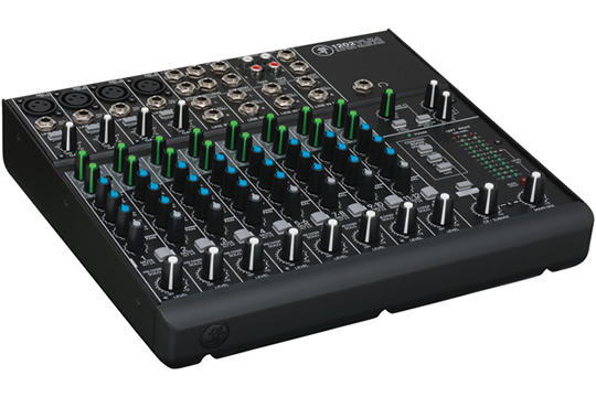 Mackie 1202-VLZ4 12-Channel Analog Mixer