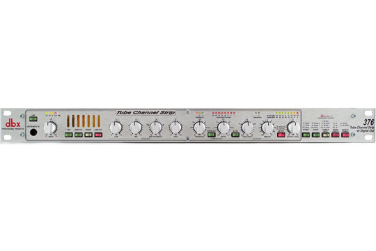 dbx 376 Mono Tube Channel Strip