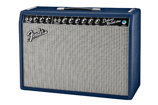 Fender 65 Deluxe Reverb LIMITED EDITION Guitar Amplifier