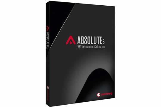 Steinberg ABSOLUTE VST Plugins Collection
