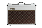 VOX AC15C1 Limited Edition White Bronco Tube Guitar Amplifier