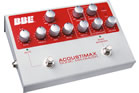 BBE Acoustimax Preamp Effects Pedal