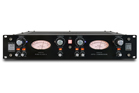 Avalon AD2044 Dual Mono-Stereo Opto-Compressor BLACK RED