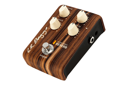 LR Baggs Align Reverb Effects Pedal