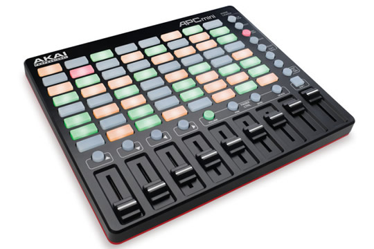 Akai APC MINI Ableton Live Performance Controller