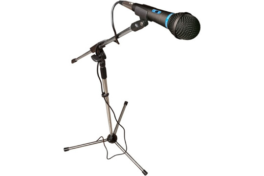 Apex APEX-MP1 Dynamic Supercardioid Microphone Package