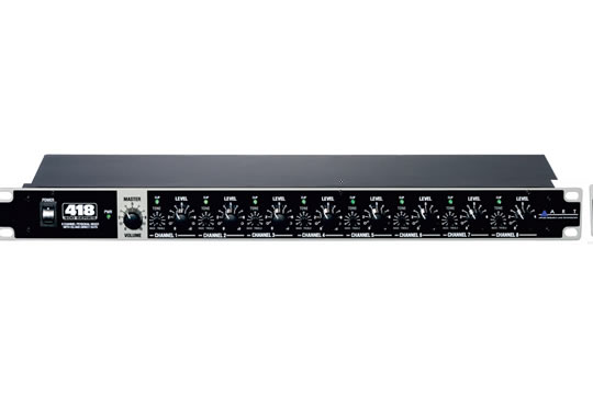 ART 418 8-Channel Line Mixer