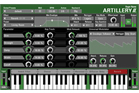 Sugar Bytes ARTILLERY 2 Effects Keyboard Plugin