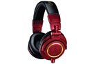 Audio-Technica ATH-M50xRD Limited Edition Professional Monitor Headphones