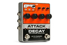 Electro-Harmonix Attack Decay Reverse Tape Simulator Effects Pedal