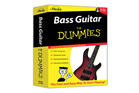 eMedia Bass Guitar for Dummies Lessons Tutorial Software