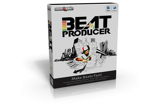 AMG Beat Producer Beat Making Software (DOWNLOAD)