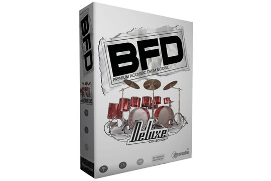 FXpansion BFD Deluxe Collection Expansion Pack