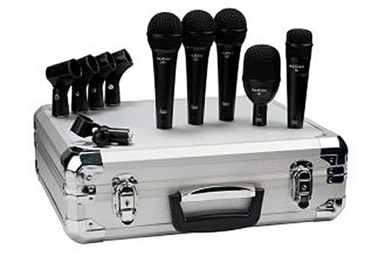 Audix BP5F Fusion Lead Background Vocal Microphone Pack