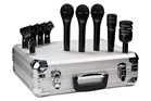 Audix BP5 PRO Drum Vocal Microphone Pack