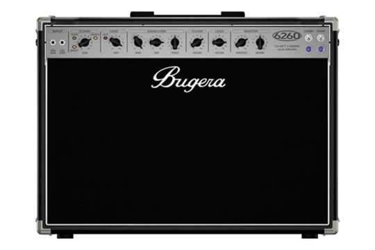 bugera 6260 212 120 watt 2 channel valve guitar combo amp hr. Black Bedroom Furniture Sets. Home Design Ideas