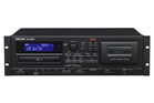 TASCAM CD-A580 Rackmount Cassette CD USB Player Recorder