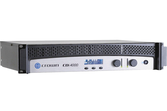 Crown CDi4000 Dual Channel 1200W Power Amplifier