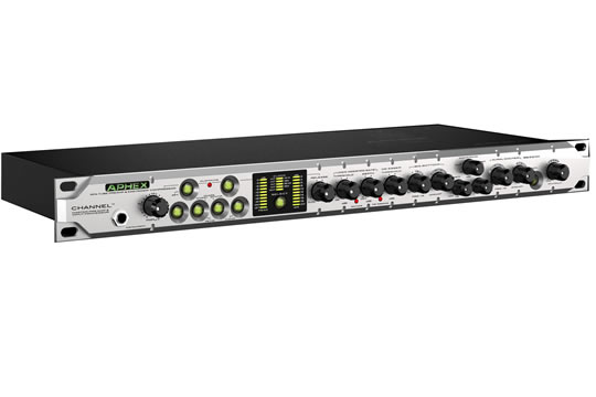 Aphex CHANNEL Master Preamp Channel Strip