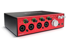 Focusrite CLARETT 4PRE Thunderbolt Preamp Audio Interface