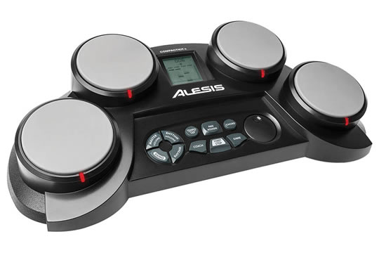 Alesis CompactKit 4 4-Pad Tabletop Electronic Drum Kit