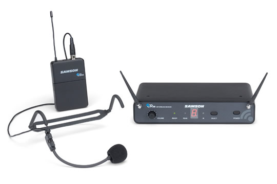 Samson CONCERT 88 Wireless Headset Microphone System