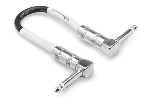 Hosa CPE-118 Guitar Patch Cable 18IN