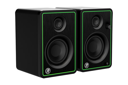 Mackie CR3-XBT Bluetooth Multimedia Studio Monitors 3-Inch