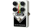 Electro-Harmonix Crayon Full-Range Overdrive Effects Pedal