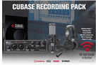 Steinberg Cubase 7 Recording Pack Bundle