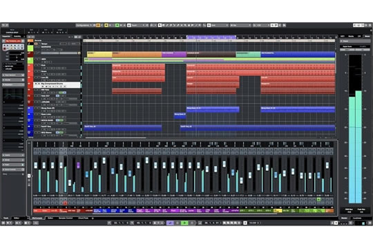 Steinberg Cubase Pro 9 Professional Recording Software