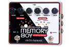 Electro-Harmonix Deluxe Memory Boy Analog Delay Effects Pedal