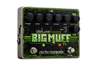 Electro-Harmonix Deluxe Bass Big Muff Distortion/Sustainer Effects Pedal