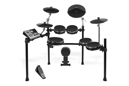Alesis DM10 STUDIO MESH 6PC Electronic Drum Set