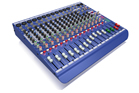 Midas DM16 16-Channel Analog Live Sound Mixer