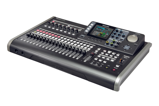 TASCAM DP-24SD PORTASTUDIO Digital 24-Track Multitrack Recorder