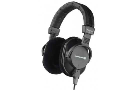 Beyerdynamic DT250 Low Profile Studio Headphones
