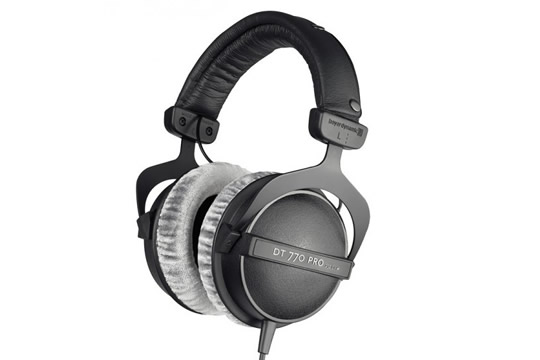 Beyerdynamic DT770 Dynamic Closed-Back Studio Headphones