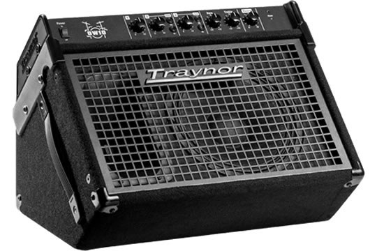traynor dw10 200w electronic drum amplifier hr. Black Bedroom Furniture Sets. Home Design Ideas