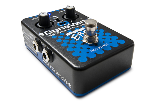 EBS DYNA VERB Reverb Effects Pedal