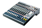 Soundcraft EFX8 8-Channel Analog Mixer