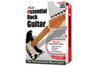 eMedia Essential Rock Guitar Instructional Video DVD