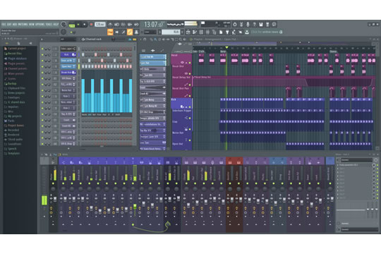 Image-Line FL Studio 12 Fruity Loops Edition (DOWNLOAD)
