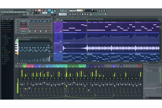 Image-Line FL Studio 12 Signature Bundle (DOWNLOAD)