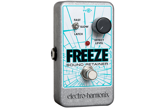 electro harmonix freeze sound retainer effects pedal hr. Black Bedroom Furniture Sets. Home Design Ideas