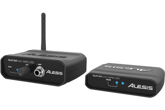 Alesis Guitarlink Wireless Portable Wireless Guitar System