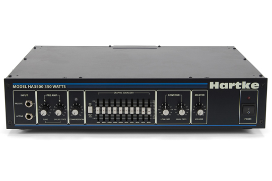 Hartke HA3500 350W Bass Amplifier Head