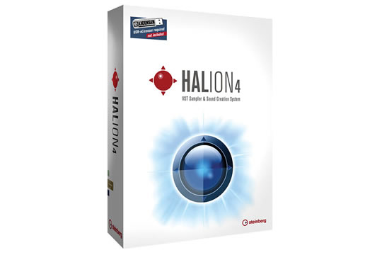 Steinberg HALION 4 VST Sampler | Sound Creation Software