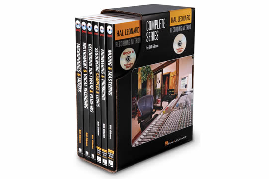 Hal Leonard Recording Method Complete Series